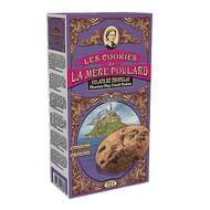 Sušenky Cookies with chocolate chips L.M.POULARD 200g