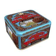 Sušenky All chocolate French shortbread plech L.M. 250g