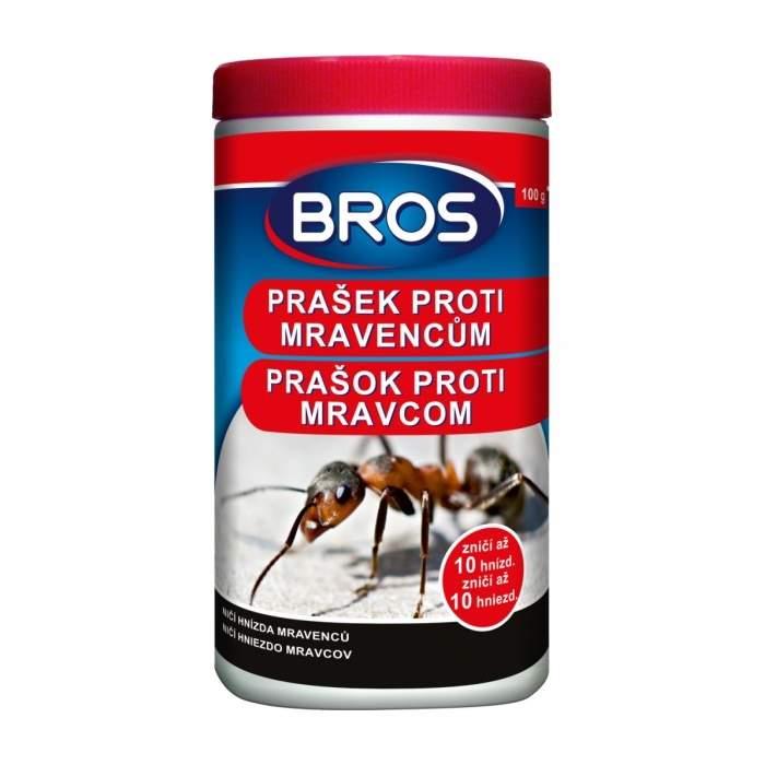 Prášek na mravence Max BROS 100g