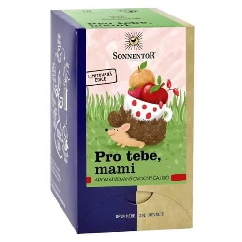 Čaj ovocný BIO Pro tebe, mami porcovaný 54g