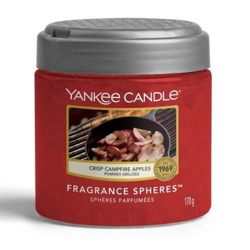Perly Fragrance Spheres YANKEE CANDLE Crisp Campfire Appl
