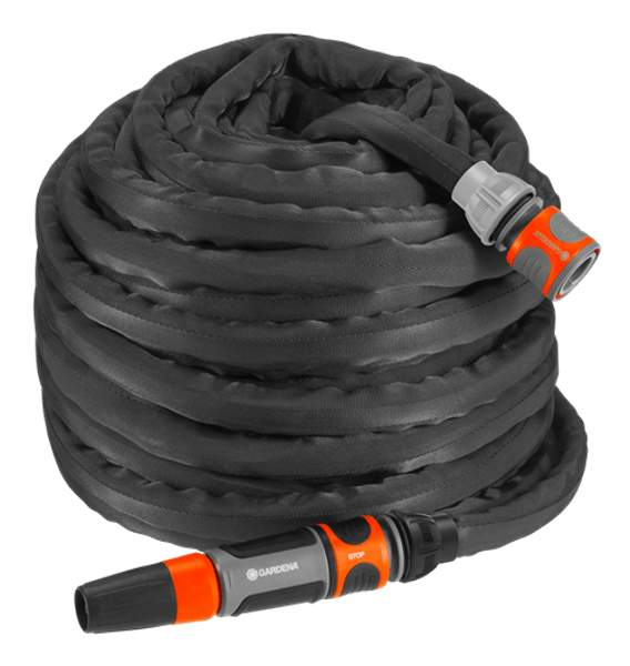 Hadice textilní LIANO + postřikovač 18300 sada