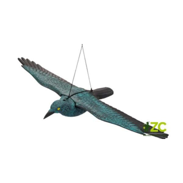 Plašič ptáků vrána letící STOCKER 80cm