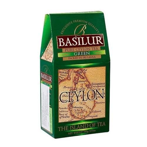 Čaj Balilur Island of Tea Ceylon Green 100g