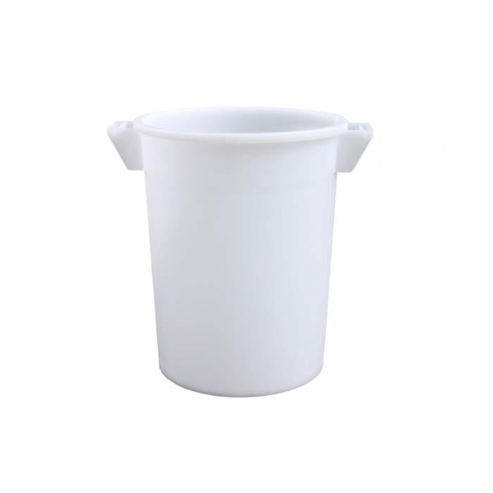 Nádoba na kvas plast bílá 49cm